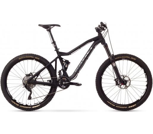 Bicicleta de munte Romet Tool 27.5 2.0 Negru