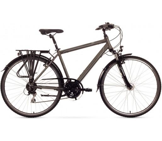 Bicicleta trekking Romet Wagnat 3.0 Grafit
