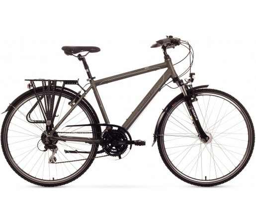 Bicicleta de trekking Romet WAGANT 3.0 Grafit 2015