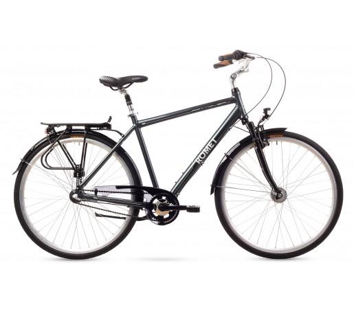 Bicicleta oras Romet Art Noveau 3 Gri 2016