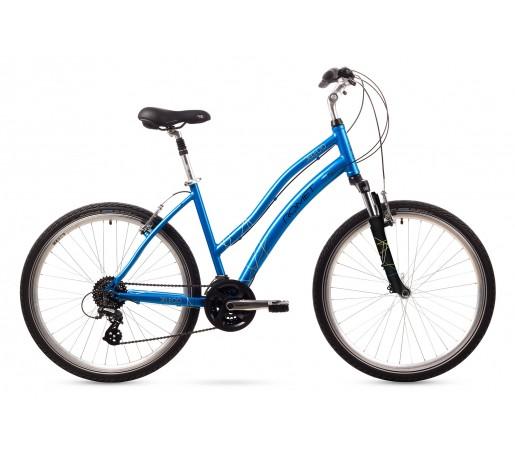 Bicicleta oras Romet Beleco Albastra 2016