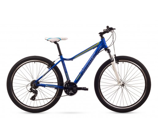 Bicicleta de munte Romet Jolene 27.5 1 Albastra 2016