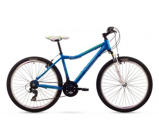 Bicicleta de munte Romet Jolene 26 1 Albastra 2016