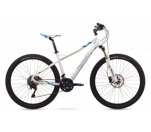 Bicicleta de munte Romet Jolene 27.5 4 Alba 2016