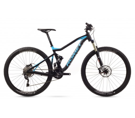 Bicicleta de munte Romet Key 1 Neagra 2016