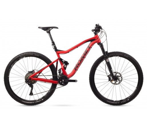 Bicicleta de munte Romet Key 2 Rosie 2016