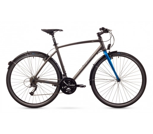 Bicicleta oras Romet Mistral City Gri 2016