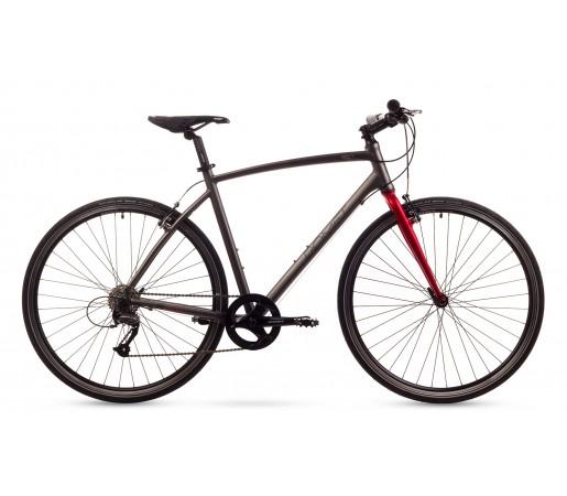 Bicicleta oras Romet Mistral Urban Gri 2016
