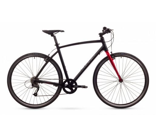 Bicicleta oras Romet Mistral Urban Neagra 2016