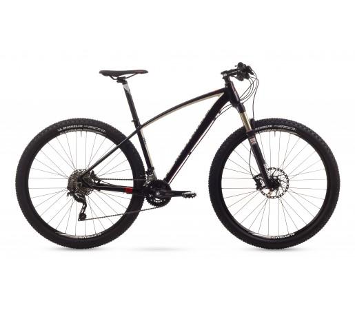 Bicicleta de munte Romet Mustang 2 Negru/Gri 2016