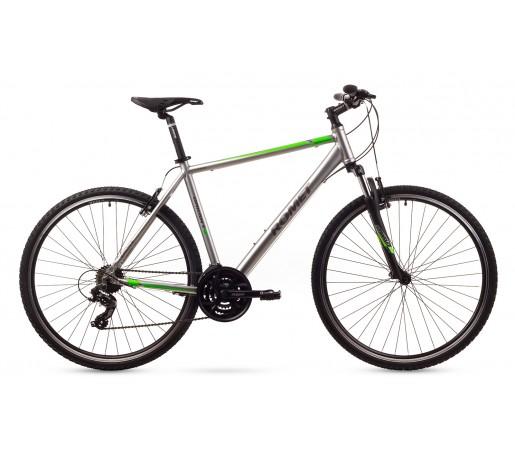 Bicicleta cross Romet Orkan 1M Gri 2016