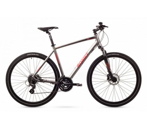 Bicicleta cross Romet Orkan 3M Gri 2016