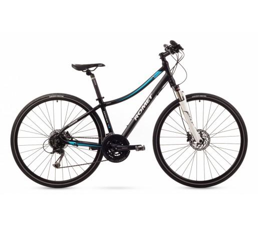 Bicicleta cross Romet Orkan 4D Neagra 2016