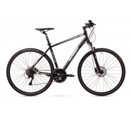 Bicicleta cross Romet Orkan 5M Neagra 2016