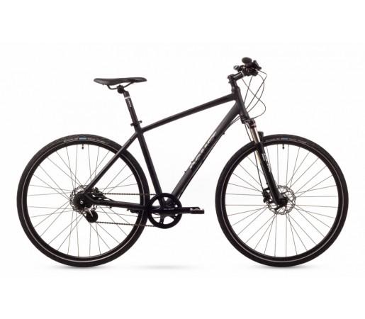 Bicicleta cross Romet Orkan 6 Neagra 2016