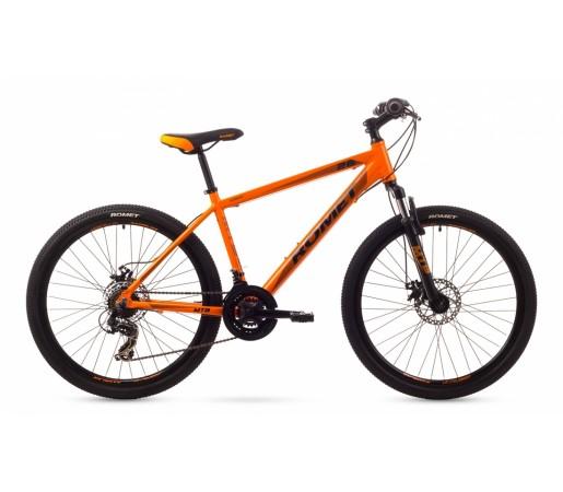Bicicleta de munte Romet Rambler 26 2 Portocalie 2016