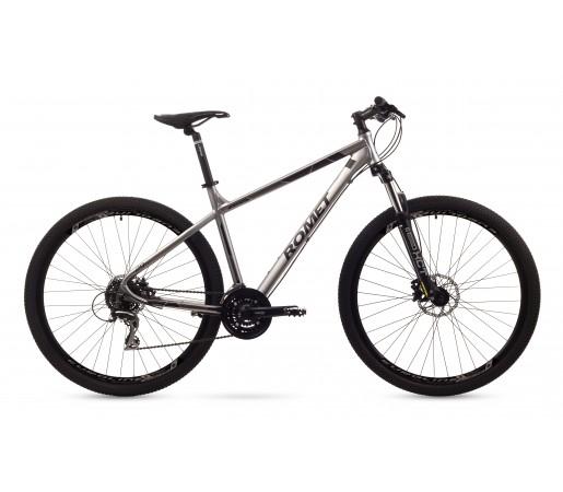 Bicicleta de munte Romet Rambler 29 2 Argintie 2016