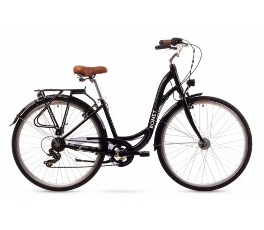 Bicicleta oras Romet Sonata Neagra 2016