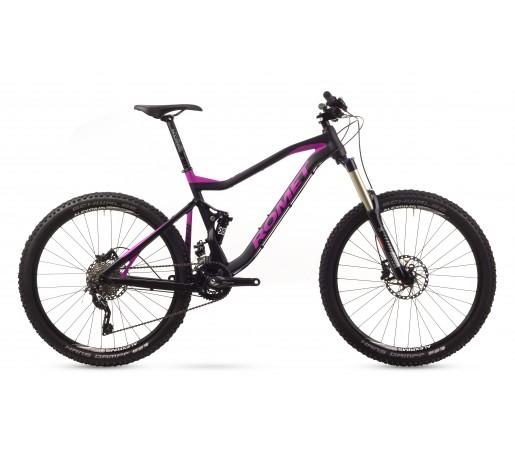 Bicicleta de munte Romet Tool 1 Neagra 2016