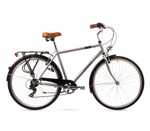 Bicicleta oras Romet Vintage M Gri 2016