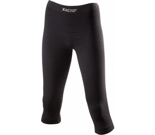 Pantaloni X-Bionic Apani Merino Lady UW Medium Black