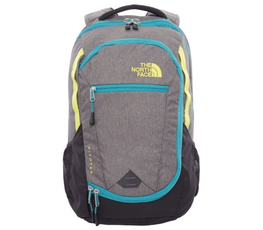 Rucsac The North Face Pivoter Gri/Verde
