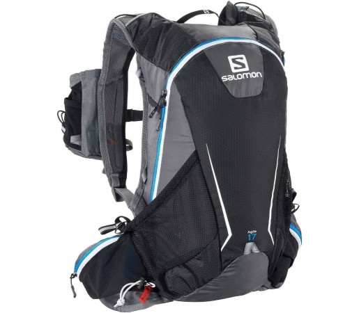 Rucsac alergare Salomon Agile 17 Set Black 2013