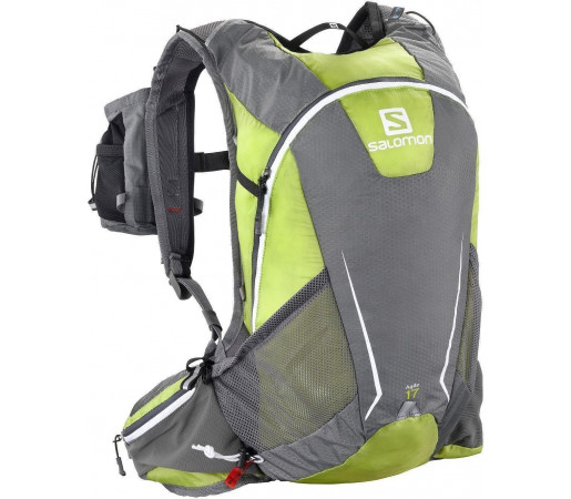 Rucsac alergare Salomon Agile 17 Set Green 2013