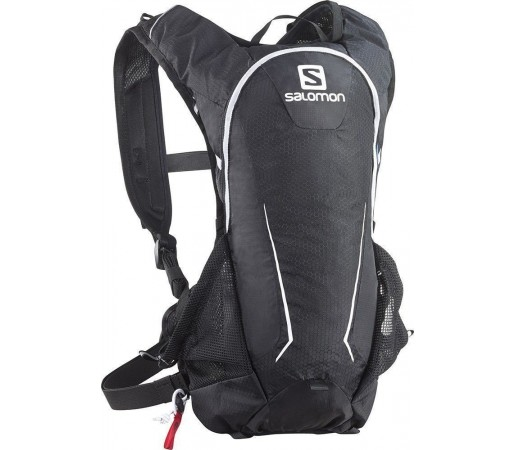 Rucsac alergare Salomon Agile 7 Black- White