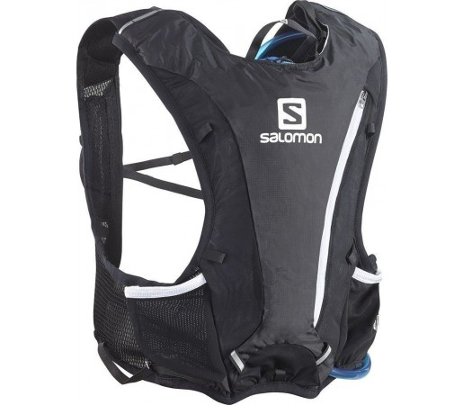 Rucsac hidratare Salomon Skin Pro 3 Set Negru