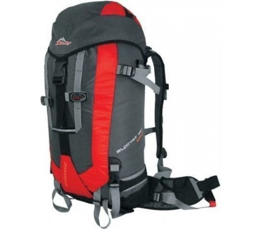 Rucsac Doldy Alpinist Extreme 38 + 10L Red