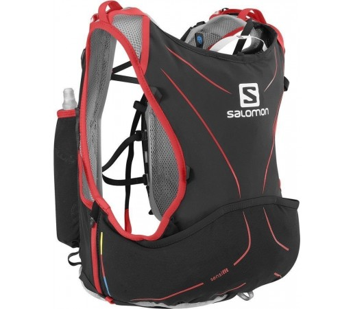 Rucsac hidratare Salomon Advanced Skin S-Lab 2 Belt Set Black