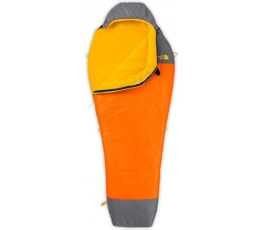 Sac de dormit The North Face Lynx Orange- Grey