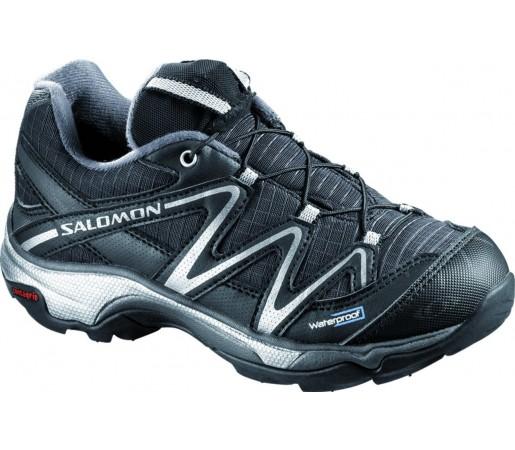 Incaltaminte de alergare Salomon XT Wings Wp K Neagra
