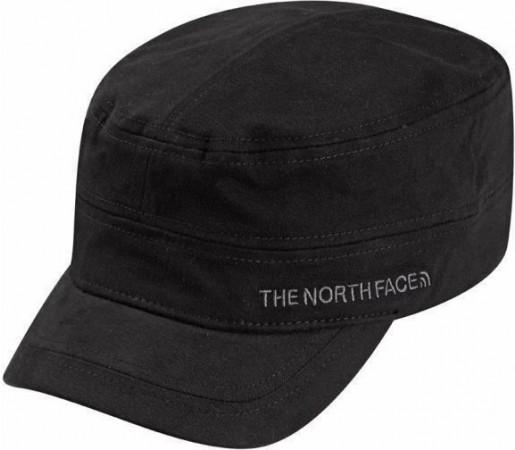 Sapca The North Face Logo MIlitary Black