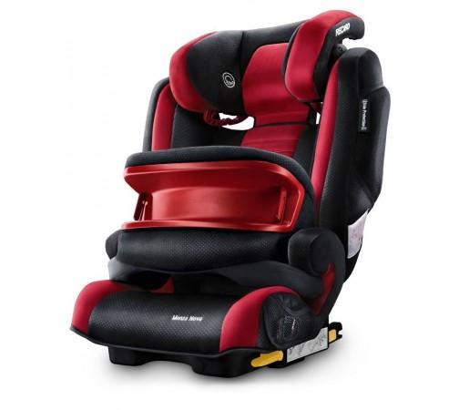 Scaun auto copii cu Isofix Recaro Monza Nova IS Rosu