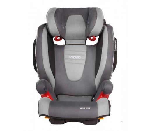 Scaun auto copii cu Isofix Recaro Monza Nova 2 Gri Asphalt