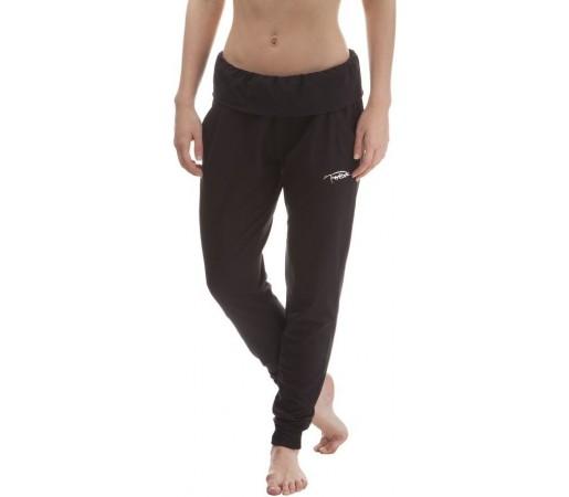 Pantaloni Nordblanc Serene Ladie's Dryfor Yoga Negru