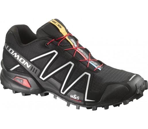 Incaltaminte alergare Salomon Speedcross 3 Negru/Gri