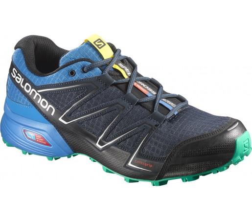 Incaltaminte alergare Salomon Speedcross Vario Negru/Albastru/Verde