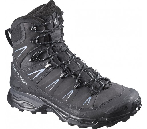 Incaltaminte hiking Salomon X Ultra Trek GTX W Gri/Negru
