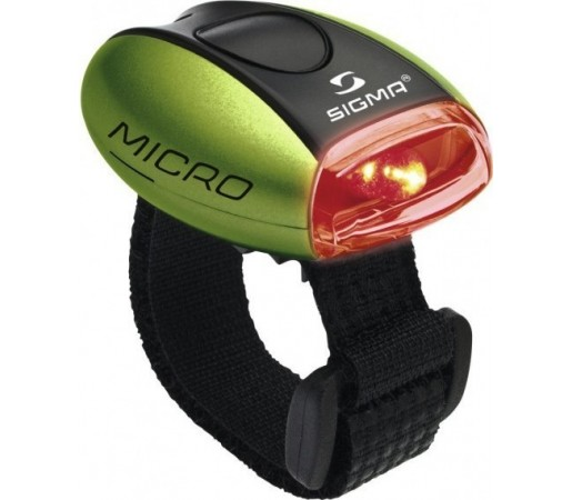 Stop Sigma Micro Led Red Verde