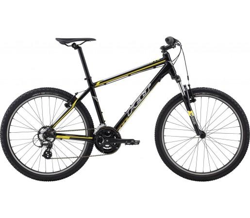 Bicicleta Felt Six 95 Negru/Galben 2014