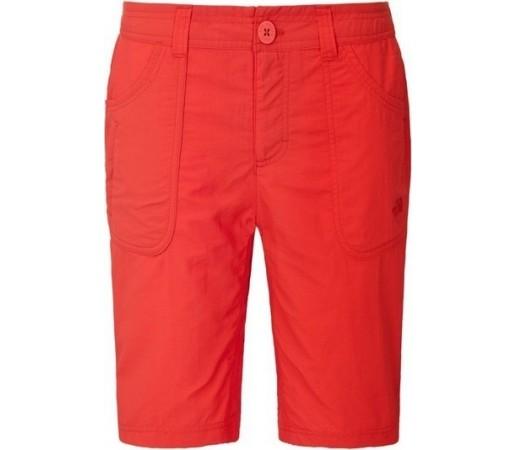 Pantaloni scurti The North Face W Horizon Sunnyside Short Rosu