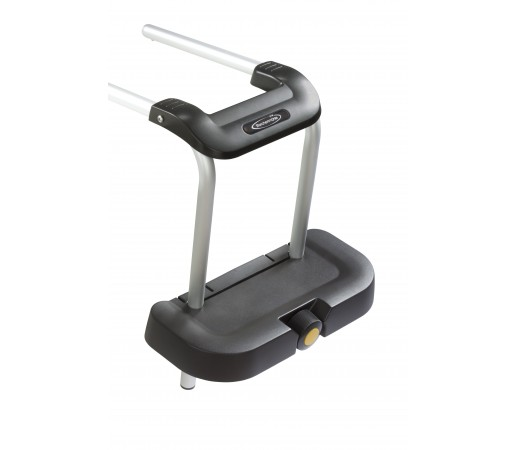 Suport reglabil picioare scaun auto Storchenmuhle Solar Gri