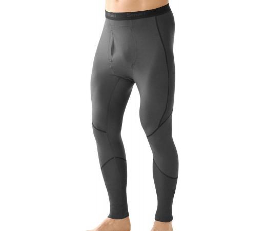 Pantaloni corp SmartWool M NTS Light 195 Bottom Grey