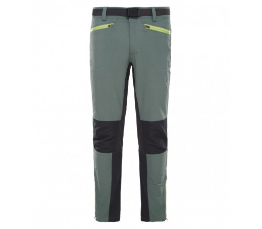 Pantaloni The North Face M Teku Verzi