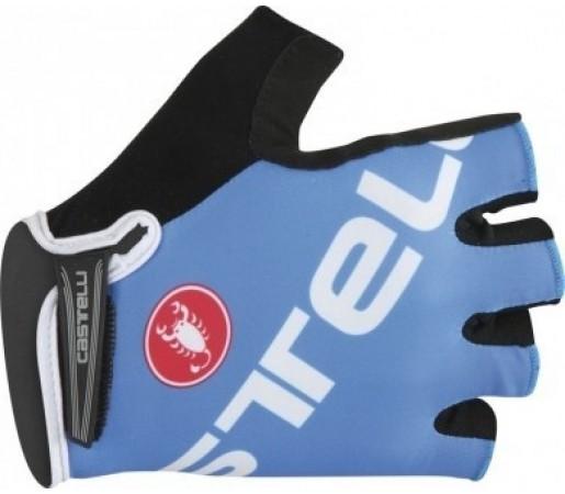 Manusi ciclism Castelli Tempo V Negru/ Albastru