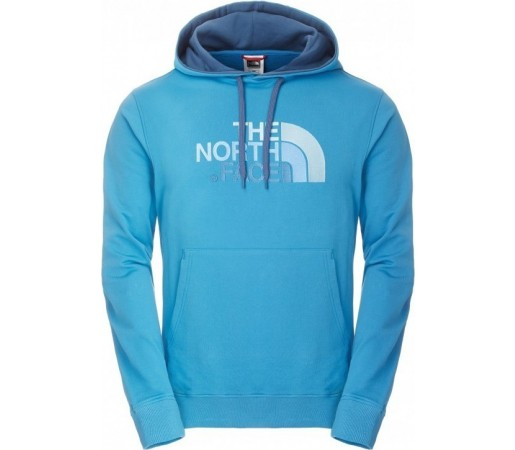 HanoracThe North Face M Drew Peak Hoodie Light Albastru