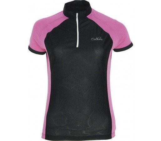 Tricou ciclism Outhorn Black- Pink